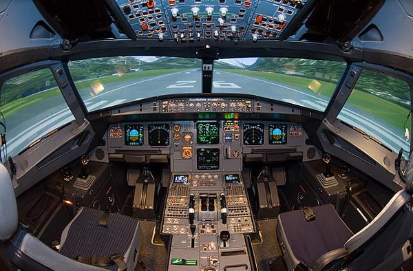 simulateur a320